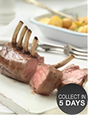 Rack of British Lamb