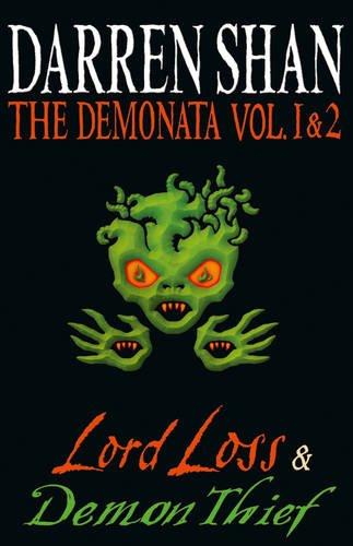 Volumes 1 and 2 - Lord Loss/Demon Thief (The Demonata)