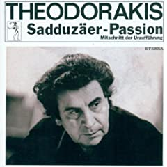 Sadduzaer-Passion: Form meines Ego