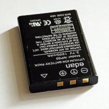 Edan NP60 Li-Ion 1200mAH Rechargeable Battery For Aiptek IS-DV, AHD, ACTION HD, ACTION GVS HD, MZDV, I2 3D-HD,...