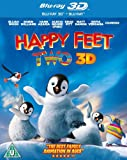 Happy Feet Two [Blu-ray 3D + Blu-ray] [Region Free]