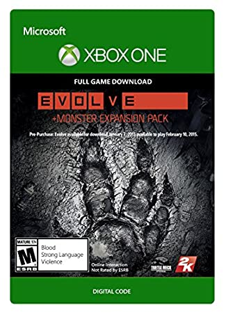 Evolve Pre-Load - Xbox One [Digital Code]