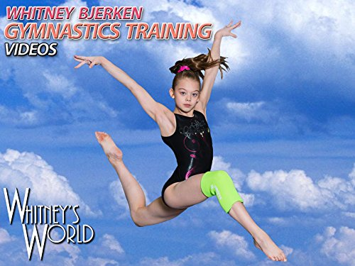 Whitney Bjerken Gymnastics Training Videos on Amazon Prime Video UK
