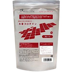 大豆プロテイン 1kg 無添加 飲みやすい大豆プロテイン