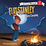 Flat Stanley Goes Camping | Jeff Brown, Macky Pamintuan