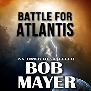 Atlantis: Battle for Atlantis (Book 6) Audiobook
