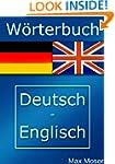 Das W�rterbuch Deutsch Englisch mit �...