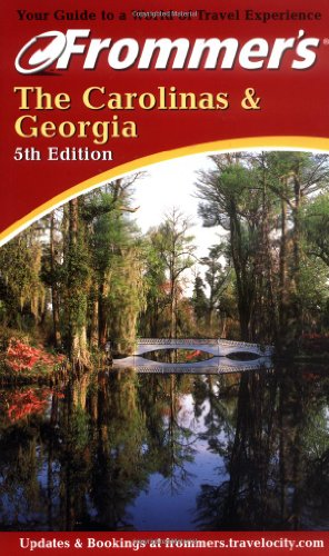 Frommer's The Carolinas & Georgia