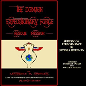 The Domain Expeditionary Force Rescue Mission Audiobook