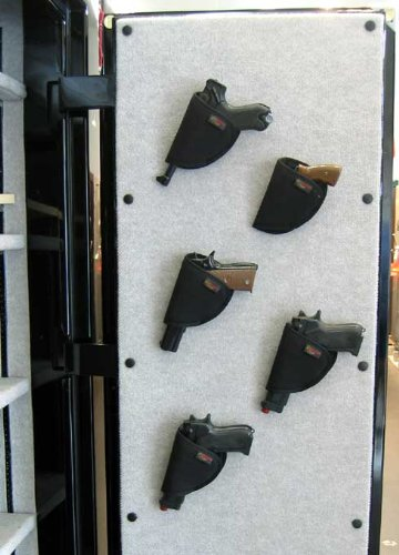 Acorn Velcro Pistol Holsters - 5 pack