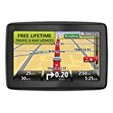 TomTom VIA 1505TM 5-Inch Portable GPS Navigator with Lifetime Traffic and Maps