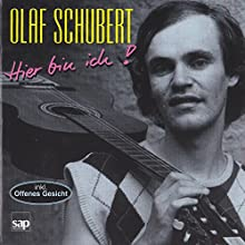 Hier bin ich! Hörspiel von Olaf Schubert Gesprochen von: Olaf Schubert