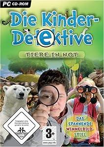 Die Kinderdetektive - Tiere in Not