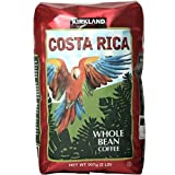 Costa Rica Whole Bean Coffee, 907g (2 Packs)