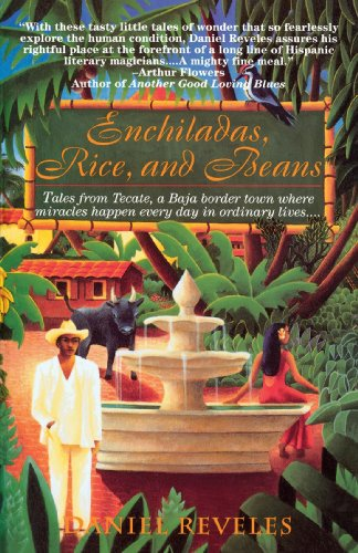 Enchiladas, Rice, and Beans (One World)