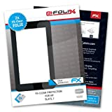 AtFoliX FX-Clear Screen Protector for HP-Compaq Slate 7 (Pack of 2)