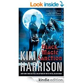 Black Magic Sanction (The Hollows)