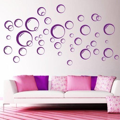 wandtattoo-loft-adhesivo-de-pared-burbujas-40x-circulos-decorativos-apariencia-3d-49-colores-a-elegi