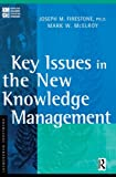 Joseph M. Firestone Key Issues in the New Knowledge Management (KMCI Press)