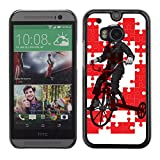 CaseLord Plastic Hard Case Cover for HTC...