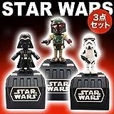 (セット品) スペースオペラ ダース・ベイダー、ストーム・トルーパー、ボバ・フェット 3点セット スター・ウォーズ (STAR WARS)