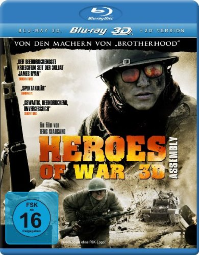 Heroes of War - Assembly 3D [3D Blu-ray]