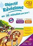 Objectif Révisions Français-Maths du CE2 au CM1