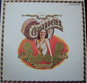The Naked Carmen : Electric Rock Opera