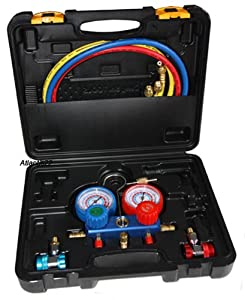 Klimaanlage Split Monteurhilfe R134a  BaumarktKundenbewertung: