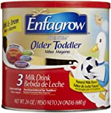 Enfagrow Premium Toddler Formula, Natural Milk, 24 Ounce
