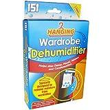 Hanging Wardrobe Dehumidifier Damp