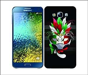 Galaxy Printed 2055 Football Carnival Italy Hard Cover for Samsung GRAND I9082