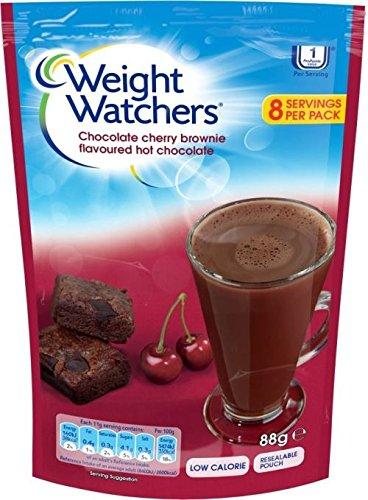 Weight Watchers Kirsch Brownie Heiße Schokolade Mit Geschmack (88G)