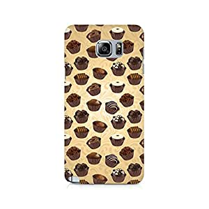 Ebby Chocolate Cupcake Premium Printed Case For Samsung Note 5