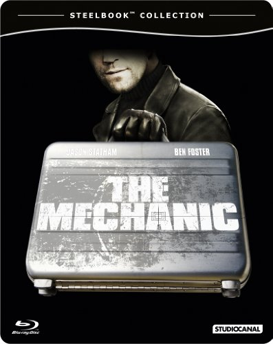 The Mechanic - Steelbook Collection [Blu-ray]