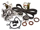 Evergreen TBK228WPT Mazda MX6 626 Ford Probe 2.0 16V Timing Belt Kit Water Pump