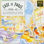 Cafe De Paris: 1930-1941: 24 Accordion