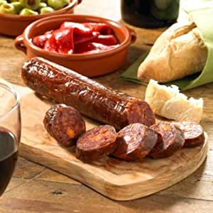 Amazon.com : Ibérico Longaniza Chorizo Sausage by Fermín : Meat And