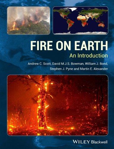 David M. J. S. Bowman, Martin E. Alexander, Stephen J. Pyne, William J. Bond  Andrew C. Scott - Fire on Earth