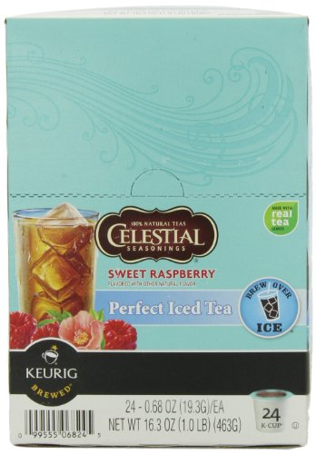 Keurig raspberry tea