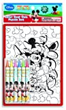 Mickey Color Your Own Puzzle Sets (4450A) by Disney