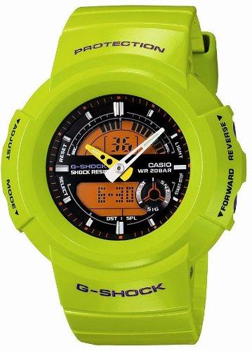 CASIO (カシオ) 腕時計 G-SHOCK Crazy Colors クレイジーカラーズ AW-582SC-3AJF メンズ
