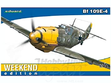 1/48 weekend series Bf 109E-4 Weekend (japan import)