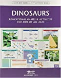 Dinosaurs Nature Activity Book: Educational Games & Activities for Kids of All Ages (Children's Nature Activity Book)