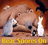 Image of Bear Snores On