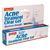 Acne Treatment Clear Gel - 3 tube pack - 1.5oz tubes [Health and Beauty]