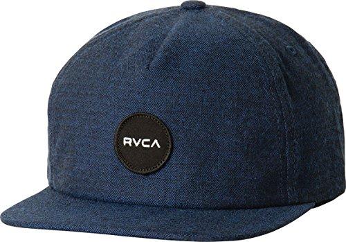 size 40 f7627 e6e8b RVCA Men s Apollo Five Panel Hat, Navy, One Size   Hat Outlet Sale