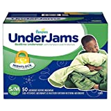 Pampers UnderJams Absorbent Nightwear Size 7, Big Pack Boy, 46 Count