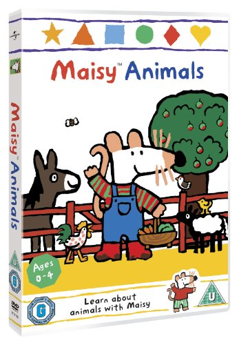 Maisy - Animals [DVD]