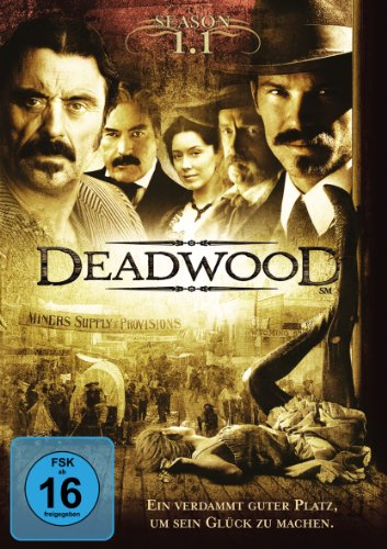 Deadwood - Season 1, Vol. 1 [2 DVDs]